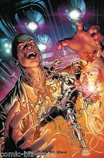 CYBORG #9 (2017) 1ST PRINTING DC UNIVERSE REBIRTH BAGGED & BOARDED
