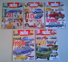 VOTRE AUTO (Hors-série Gazoline): 5 des 14 premiers N°(1998/2000)- EtatCollector
