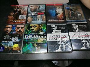 Denzel Washington dvd da collezione 8 pezzi