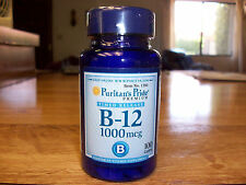 Vitamin B-12 1000mcg Timed Release 100 Caplets