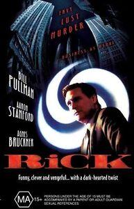 Rick (Bill Pullman) DVD - Very Good Condition