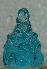 Boyd Glass Nancy Miniature Doll Sky Blue 2001 #1 Series 2