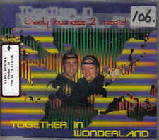 Charly lownoise&Mental theo-Together in wonderland cd maxi single