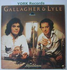 GALLAGHER & LYLE - Showdown - Ex Con LP Record