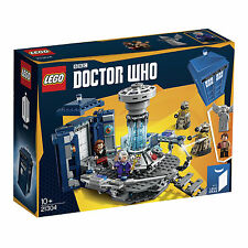 LEGO ® ideas 21304 Doctor Who Nuovo OVP NEW MISB NRFB