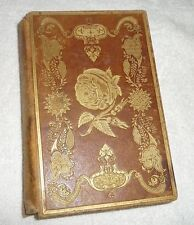 THE MOSS ROSE FOR ALL SEASONS BY HOWARD LOVELY ENGRAVINGS COLOR FRONTIS c.1850