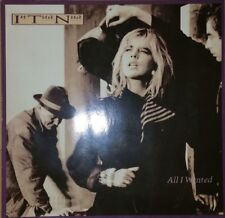 "In Tua Nua - All I Wanted, 12"" Vinyl-Maxi, VIRGIN - 609 931, orig. 1988, V/NM"