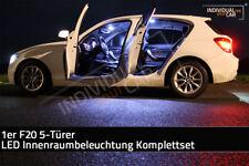 LED Innenraumbeleuchtung SET für BMW 1er F20 - Cool-White