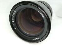 [EXC+3] Mamiya A 150mm f/2.8 MF Lens for M645 Pro TL 1000s Super 645 from JAPAN