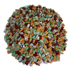 LEGO 1x2 Mauersteine Bunt - 25 Stück - Mixed 98283
