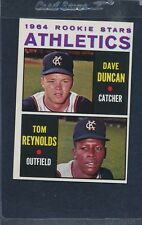 1964 Topps #528 Dave Duncan Tom Reynolds EX *1996
