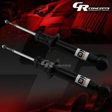 PAIR BLACK FRONT SHOCK ABSORBER STRUT FOR 01-03 NISSAN MAXIMA 02-04 INFINITI I35
