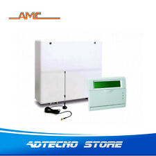 AMC - C24GSM Centrale antifurto Plus + tastiera KLCD VOICE