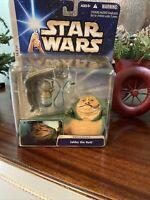 Star Wars Return of the Jedi Jabba's Palace Jabba the Hutt - 2004