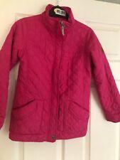 Regatta Girls Pink Jacket Age 9-10 Yrs