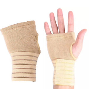 Supply Training Protection Sleeve Guard Band Wrist Support Wrap Hand Palm Brace