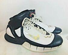 🔥 Nike Air Zoom Huarache 2k5 Black White Varsity Red 310850-102 Sz 9