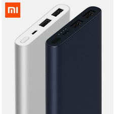 Genuine Xiaomi Mi Power Bank 2S 10000mAh Dual USB Quick Charge Portable Battery