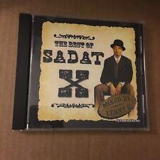 The Best of Sadat X of Brand Nubian DJ Lenny D NYC Mixtape Mix CD Hip Hop Rap