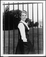 ~ Inger Stevens Original 1964 TV Promo Portrait Photo The Farmer's Daughter
