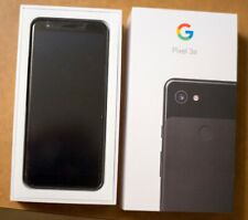 Google Pixel 3a - 64GB - Black (Unlocked) Smartphone