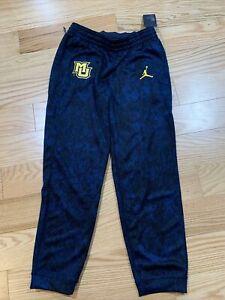 Nike NCAA Marquette Golden Eagles Spotlight Training Basketball Pant XXL CD1858