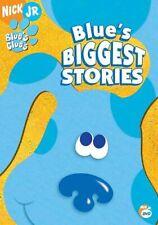 BLUE'S CLUES - BLUE'S BIGGEST STORIES (DVD)