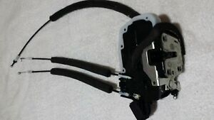 LIFETIME WARRANTY 09 to 14 Nissan Cube Door Lock Actuator RIGHT REAR with cables