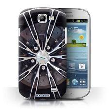 Étuis, housses et coques argenté métallique Samsung pour téléphone mobile et assistant personnel (PDA)