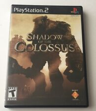 Shadow of the Colossus PS2 (Sony PlayStation 2, 2006) CIB BL