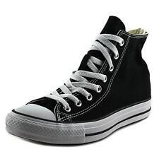 Zapatillas deportivas de mujer de color principal negro de lona talla 36