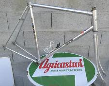 Cadre CMP de velo ALUMINIUM DURAL old french vintage bike GITANE