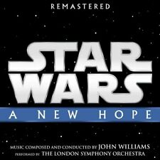 JOHN WILLIAMS - STAR WARS: A NEW HOPE - NEW CD SOUNDTRACK