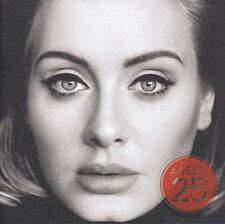 25 - Adele CD UWVG The Cheap Fast Free Post
