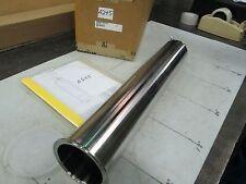 Sartorius Stedim S/S Cartridge Filter Shell #AU12U7S00 150 PSIG &FV @300F NIB)