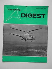 Air-Britain Digest March - April 1972
