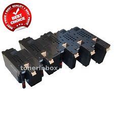 5-Pack Toner Cartridge Set for Dell E525w E525 593-BBJX DPV4T H3M8P HIGH YIELD