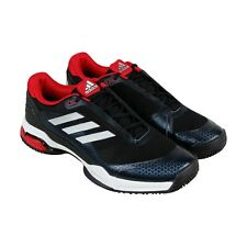 aa608164ebef0 Adidas Barricade Club Men s Tennis Shoes - Black Red white
