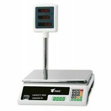 Thulos TH-BD30 Balanza Digital Electrónica Capacidad Hasta 30 Kg