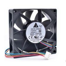 DELTA FFB0812EH 80*80*25MM 12V 0.8A 8CM 4Pin Cooling Fan