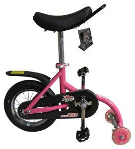 Idea Balance Exercise Body Shaping Bike Bicycle Training Brain Slim Waist Pink
