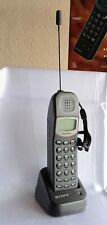 VIntage Sony Cellular Portable Phone CM-H444  with Original Box & Accessories