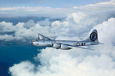 William Phillips THE BEGINNING OF THE END, Enola Gay, Giclee Canvas, B-29, #2/50