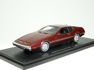 Avenue 43 60050 1/43 1969 Pontiac Farago CF 428 Coggiola Concept Resin Model Car