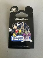 Disney Pin Mickey Mouse 58th Anniversary Cast Exclusive LE 500