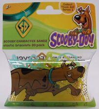 Character Bandz Scooby-Doo Series 1 Elastic Bracelets 20 Pack