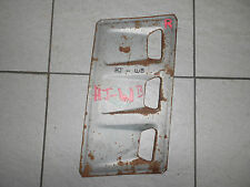 Holden HJ-HX-WB GTS RHF Guard Vents Repair Panel