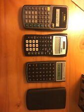 Multiple (3) Calculators Scientific And Financial Ti-30Xa Ti-30X iiS Hp 10 bii
