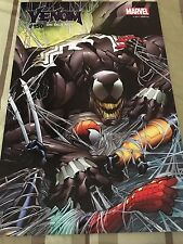 "Venom #150 Spiderman Lithograph - 11""x17"" - MegaCon 2017 Exclusive"