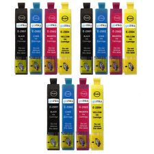 12 Ink Cartridges for Epson Expression Home XP-235 XP-335 XP-435 XP-332 XP-432